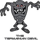 The Termainian Devil by jeffaz81