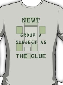 Newt - The Maze Runner T-Shirt