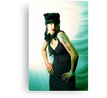 Drag Queen #2 Canvas Print