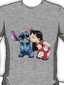 Lilo & Stitch Kiss T-Shirt