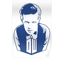 Get it Tee Of Character Dr. Who T-Shirt Poster