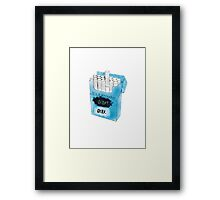 It's a Metaphor Framed Print