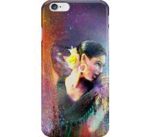 Flamencoscape 04 iPhone Case/Skin