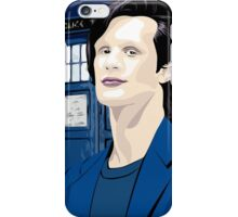 Blue Box Smith Cartoon Character Hoodie / T-shirt iPhone Case/Skin