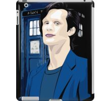 Blue Box Smith Cartoon Character Hoodie / T-shirt iPad Case/Skin