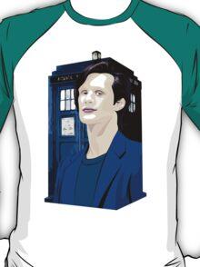 Blue Box Smith Cartoon Character Hoodie / T-shirt T-Shirt