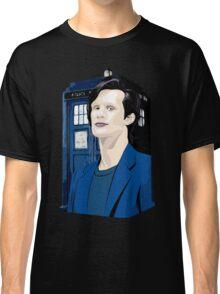 Blue Box Smith Cartoon Character Hoodie / T-shirt Classic T-Shirt