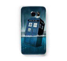 Blue Box in Water Hoodie / T-shirt Samsung Galaxy Case/Skin