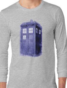 Blue Box Hoodie / T-shirt Long Sleeve T-Shirt