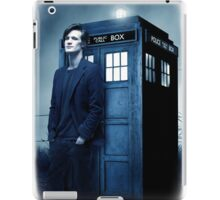 doctor smith tee Tardis Hoodie / T-shirt iPad Case/Skin