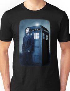 doctor smith tee Tardis Hoodie / T-shirt Unisex T-Shirt