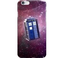 Blue Box nebula Tee Tardis Hoodie / T-shirt iPhone Case/Skin