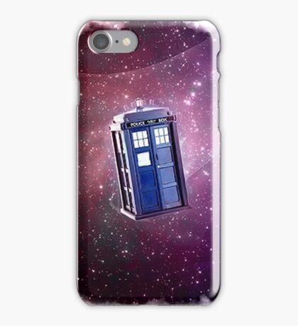 Blue Box nebula Tee Tardis Hoodie / T-shirt iPhone Case/Skin