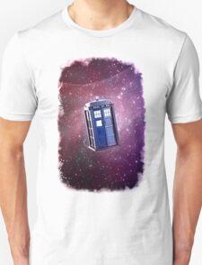 Blue Box nebula Tee Tardis Hoodie / T-shirt T-Shirt