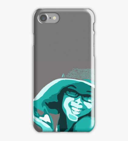 just silly ol' me iPhone Case/Skin