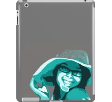 just silly ol' me iPad Case/Skin