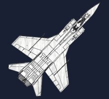 Mig 31 Fighter Aircraft by quark