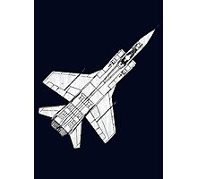 Mig 31 Fighter Aircraft Photographic Print