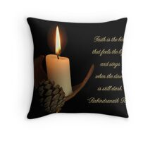 Light in the Darkness Series 3 Throw Pillow