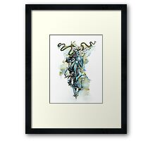 W.A.R. Universe - LOCHNESS Framed Print