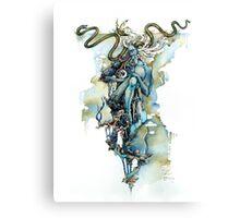 W.A.R. Universe - LOCHNESS Canvas Print