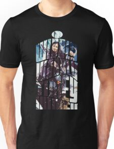 Dr. Who tardis Tee painting T-Shirt Unisex T-Shirt
