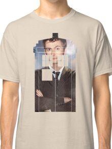 The Doctor Tee - Tardis T-Shirt Classic T-Shirt