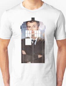 The Doctor Tee - Tardis T-Shirt T-Shirt