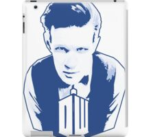 Get it Tee Of Character Dr. Who T-Shirt iPad Case/Skin