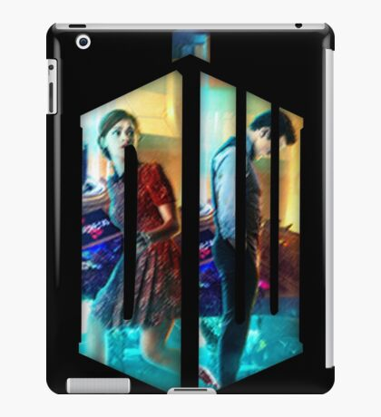 Dr. Who Fans Tee Character T-Shirt iPad Case/Skin