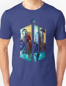 Dr. Who Fans Tee Character T-Shirt T-Shirt