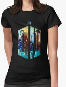 Dr. Who Fans Tee Character T-Shirt Womens T-Shirt