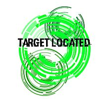 Target Located Photographic Print