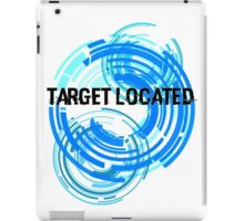 Target Located iPad Case/Skin
