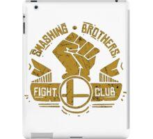 Smashing Brothers Fight Club iPad Case/Skin