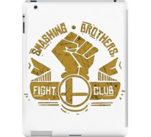 Smashing Brothers Fight Club iPad Case/Skin