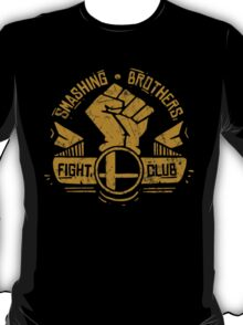 Smashing Brothers Fight Club T-Shirt