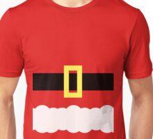 Minimalist Santa Unisex T-Shirt