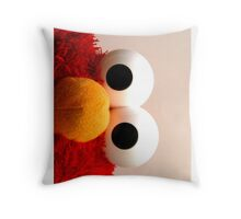 eye fun Throw Pillow