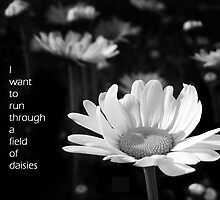 Run Through The Daisies by Kathilee