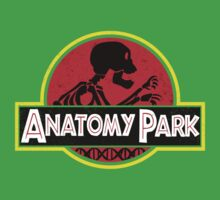 Anatomy Park - movie poster shirt Kids Clothes