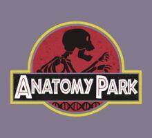 Anatomy Park - movie poster shirt Kids Clothes