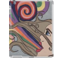 inside out iPad Case/Skin