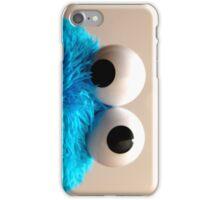 cookie eye fun iPhone Case/Skin