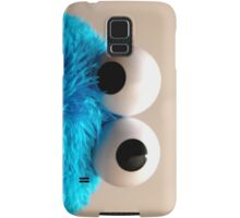 cookie eye fun Samsung Galaxy Case/Skin