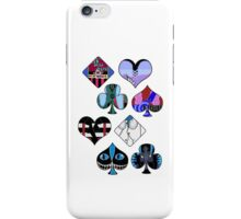 Mad T Party - White iPhone Case/Skin