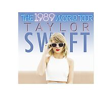 Taylor Swift The 1989 World Tour Photographic Print