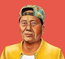 Hipstory- Mao Zedong by amitshimoni