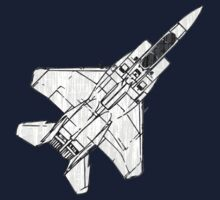 F15 Eagle Fighter Plane by quark