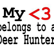 Deer Hunter by greatshirts